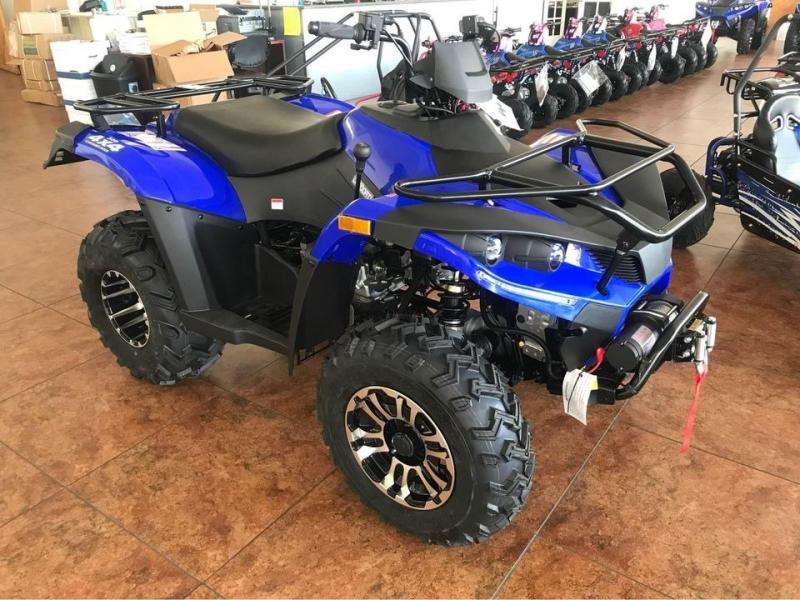 Rebel West RWP 300 4X4 2021 price $4,395