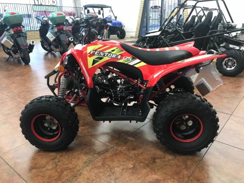 PENTORA SPORT 125 ATV 2020 price $1,399