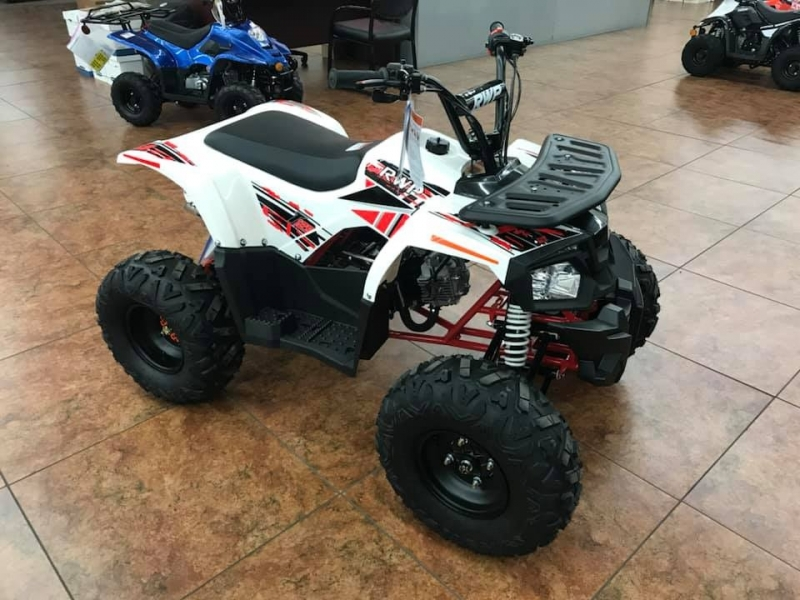 RWP REBEL WEST 125T 2020 price $1,299