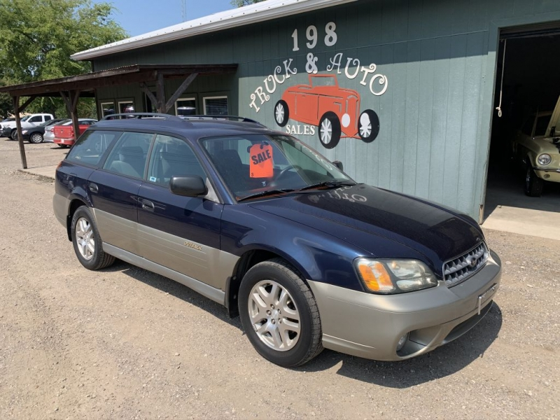 SUBARU LEGACY 2003 price Call for Pricing.