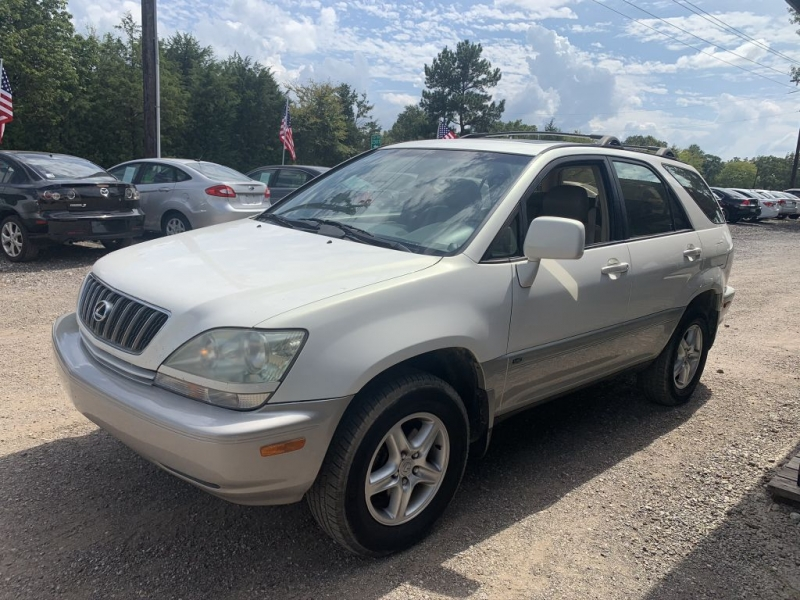 LEXUS RX 2001 price Call for Pricing.