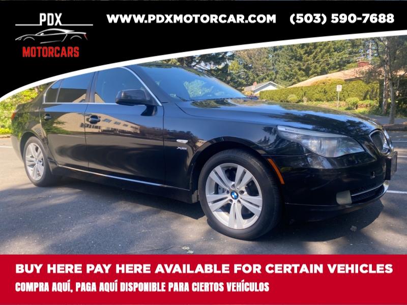 BMW 5-Series 2010 price $9,995
