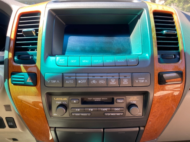 Lexus GX 470 2004 price $13,994