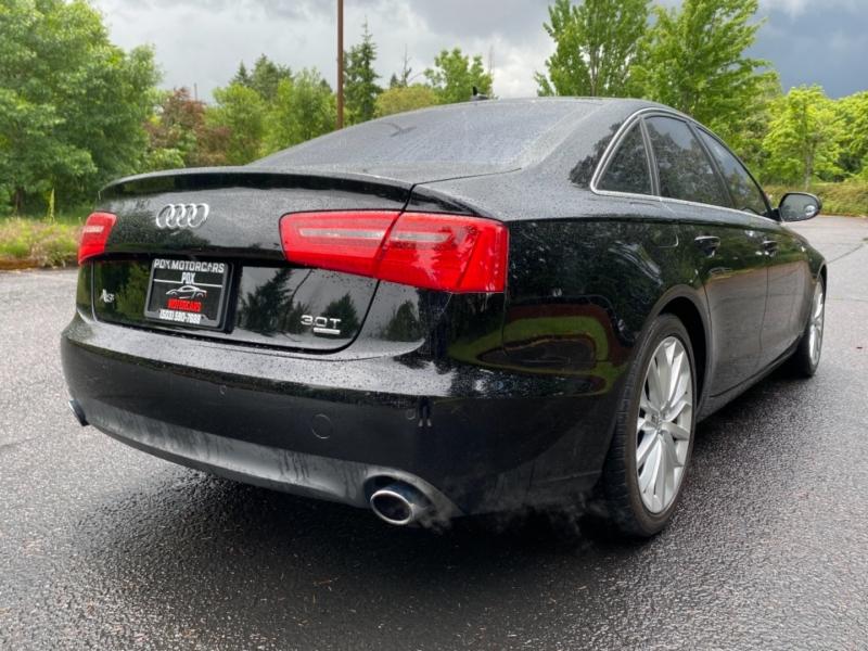 Audi A6 2012 price $14,995