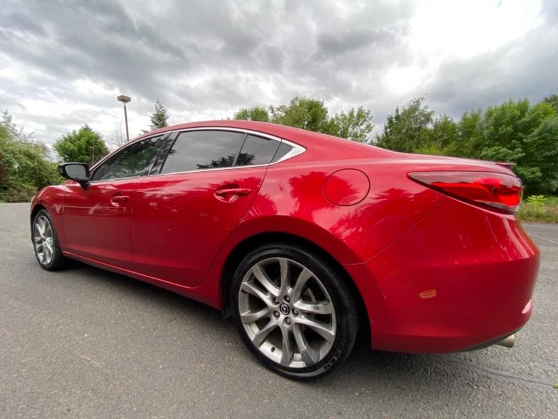 Mazda Mazda6 2015 price $15,252