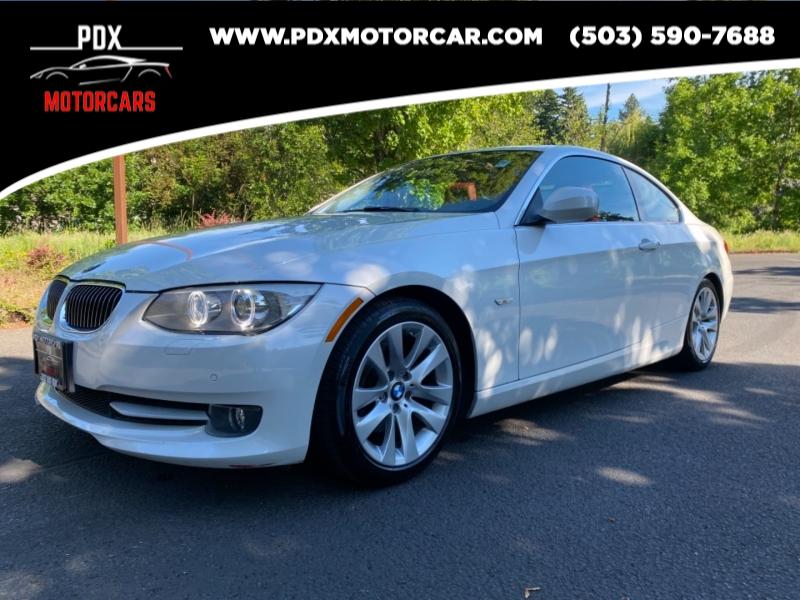 BMW 3-Series 2012 price $15,000