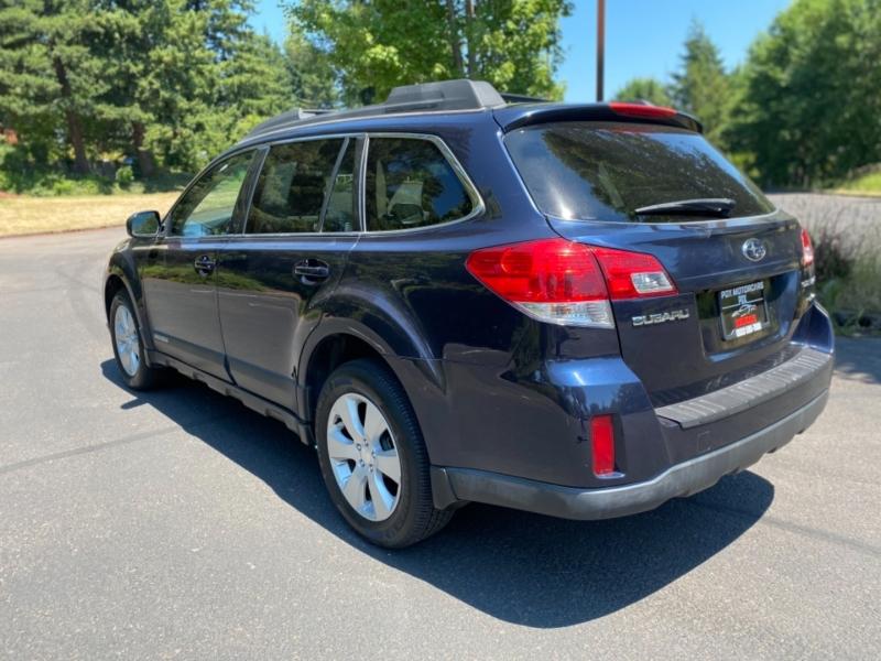 Subaru Outback 2012 price $11,000