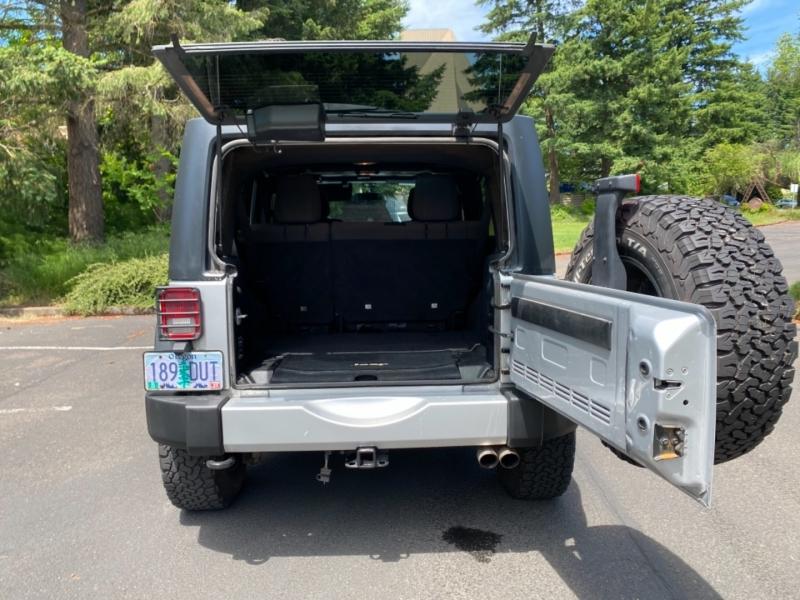 Jeep Wrangler Unlimited 2012 price $24,889