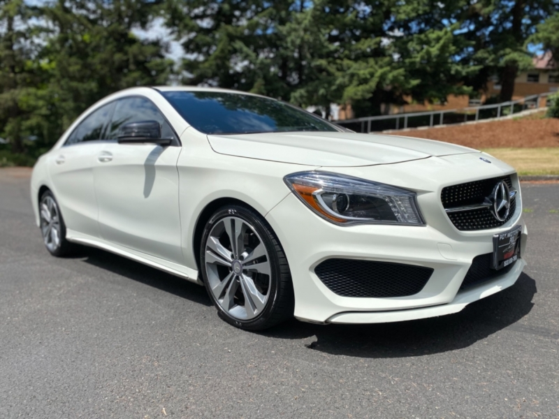 Mercedes-Benz CLA 2016 price $19,000