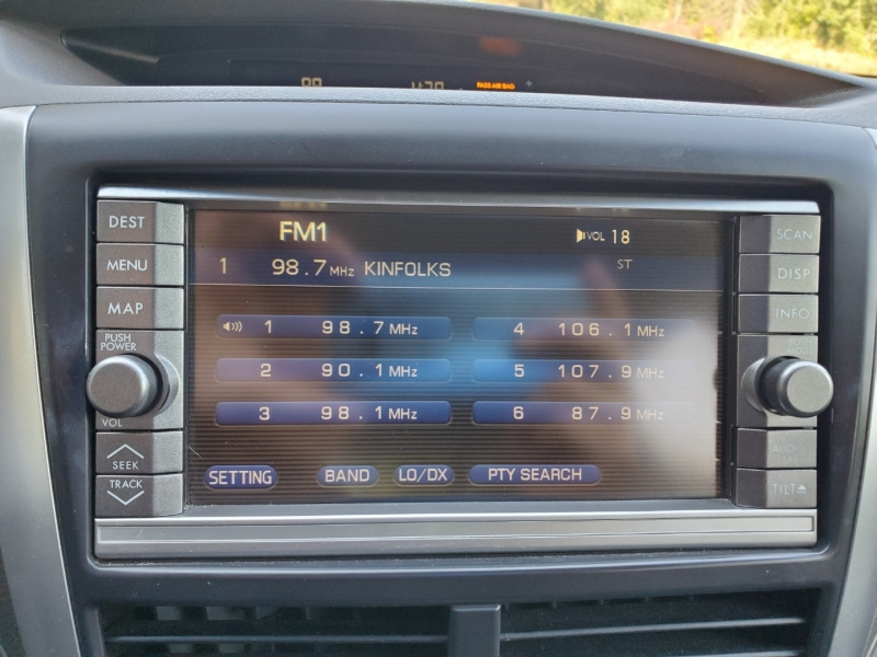 Subaru Forester 2010 price $14,500