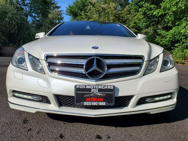 Mercedes-Benz E-Class 2012 price $18,995