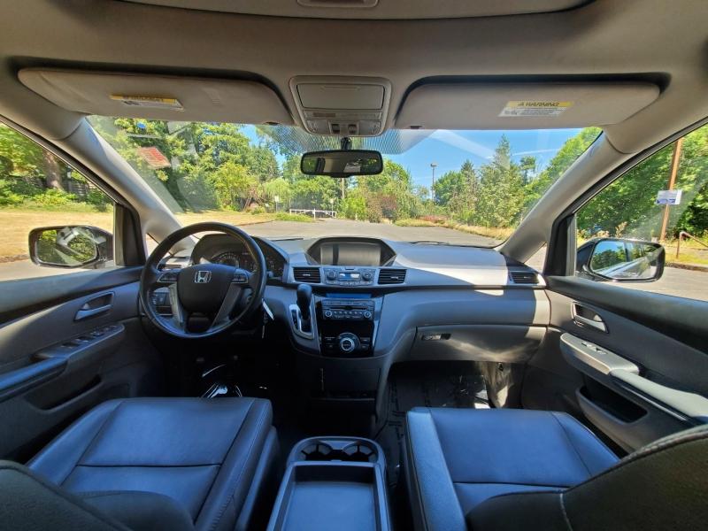 Honda Odyssey 2013 price $17,411