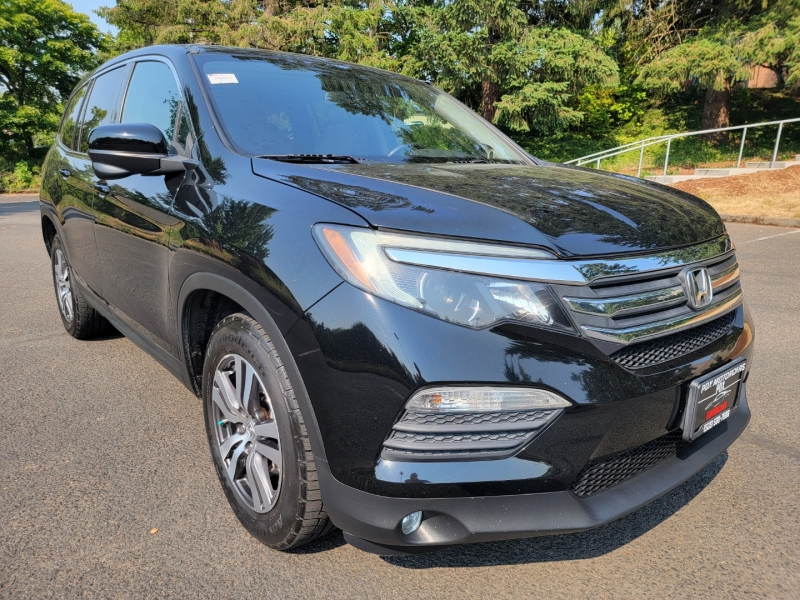 Honda Pilot 2016 price $26,447