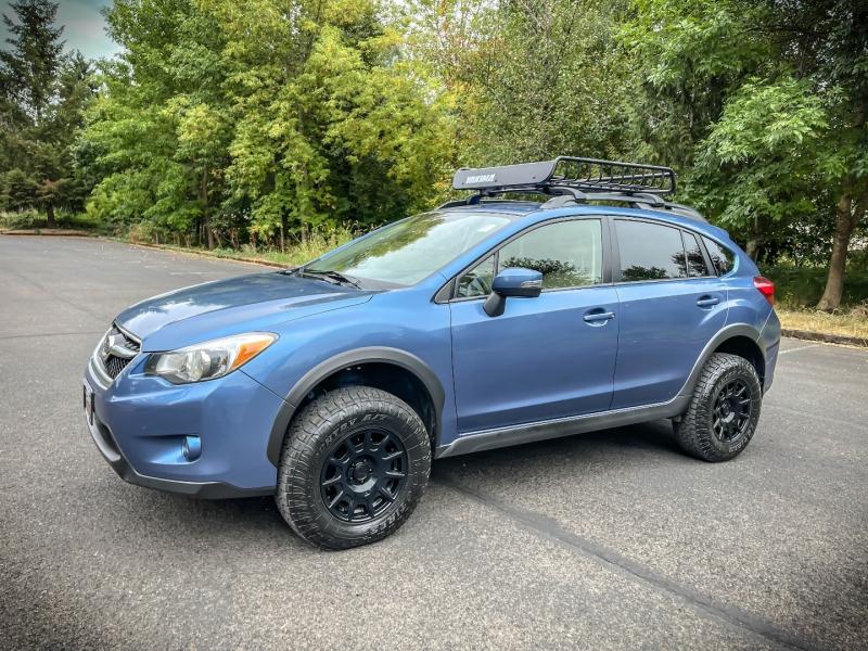 Subaru XV Crosstrek 2015 price $21,867
