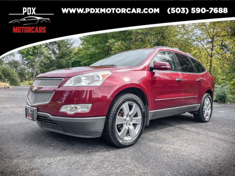 Chevrolet Traverse 2010 price $12,495