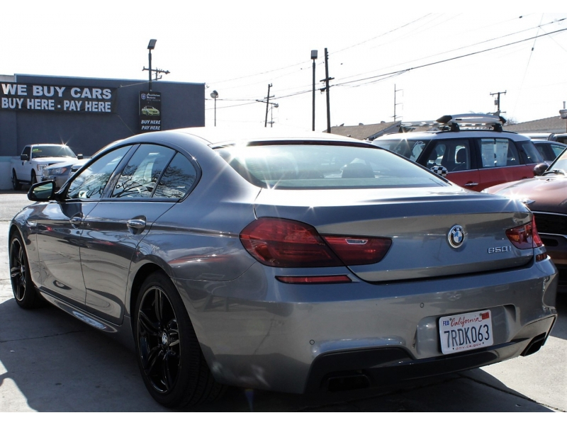 BMW 6-Series 2016 price $37,995