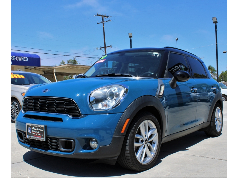 Mini Cooper Countryman 2012 price $12,995