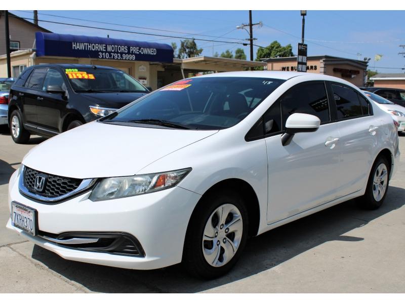 Honda Civic Sedan 2015 price $13,595