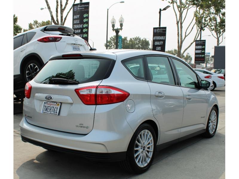 Ford C-Max Hybrid 2016 price $12,595