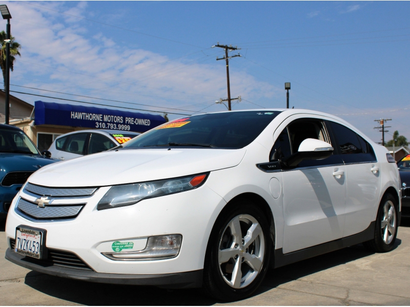 Chevrolet Volt 2014 price $10,375