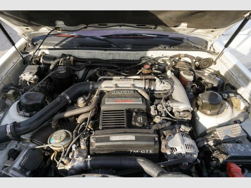 Toyota Supra Turbo 1991 price $19,995