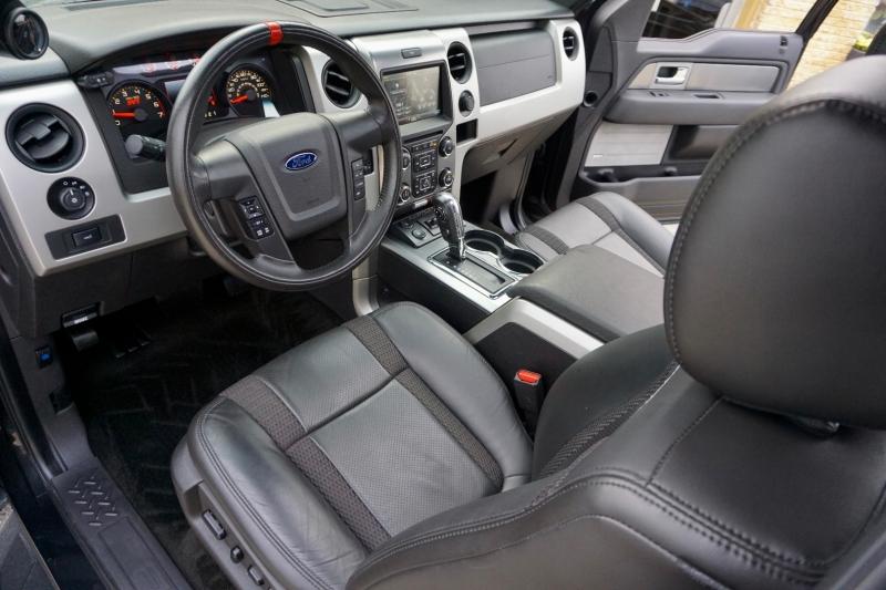 Ford Raptor SVT Roush SuperCharged SuperCrew 2014 price $59,998