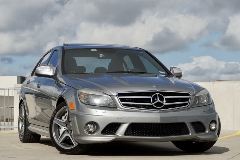 Mercedes-Benz C63 AMG 2009 price $21,875