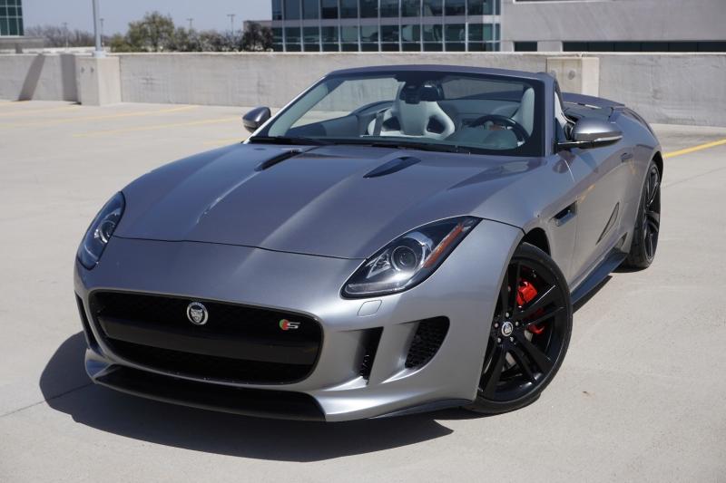 Jaguar F-TYPE 2014 price $46,488