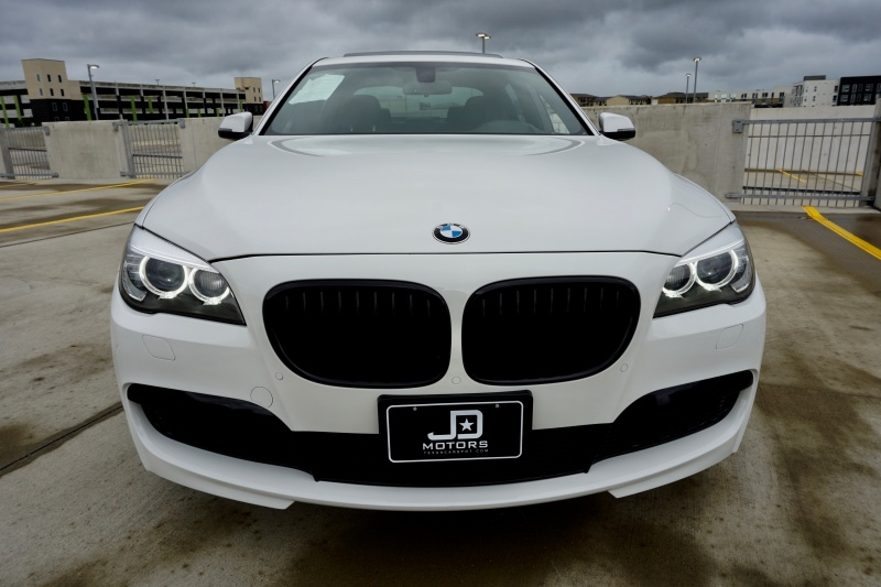 BMW 7 Series 750Li M Sport 2014 price $29,998