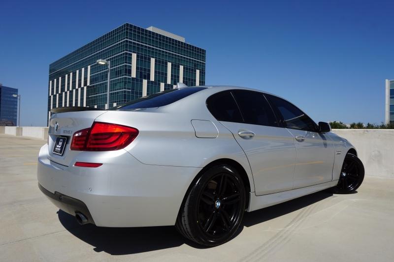 BMW 5 Series 535i M Sport 2013 price $16,300