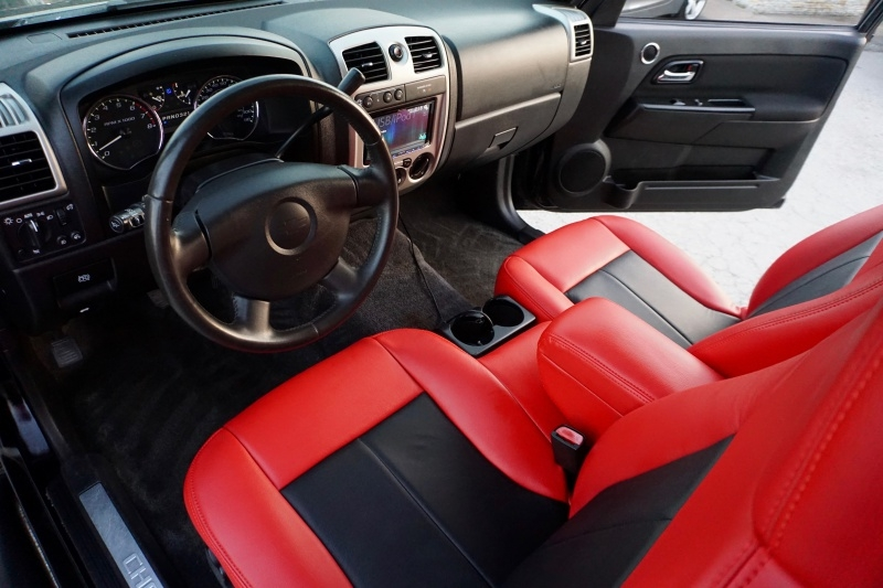 Chevrolet Colorado Z71 Crew Cab 2008 price $19,884