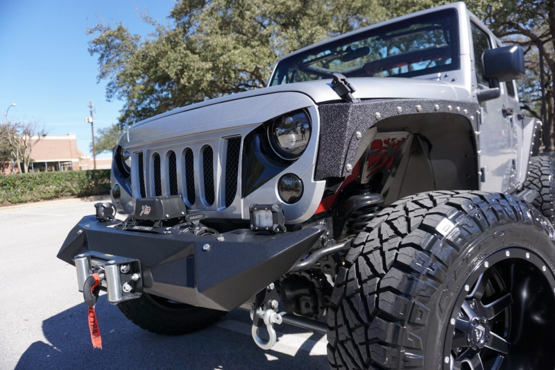 Jeep Wrangler Unlimited 2015 price $33,850