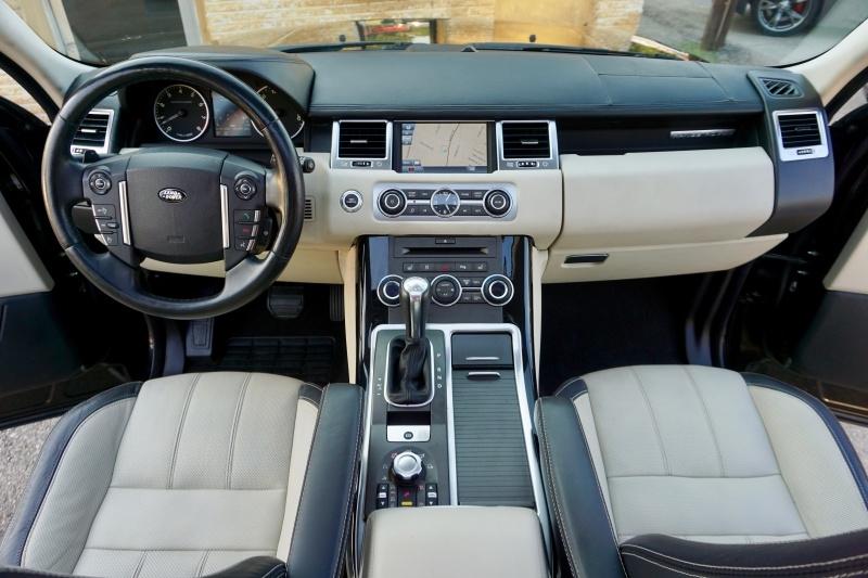 Land Rover Range Rover Autobiography 2010 price $23,888
