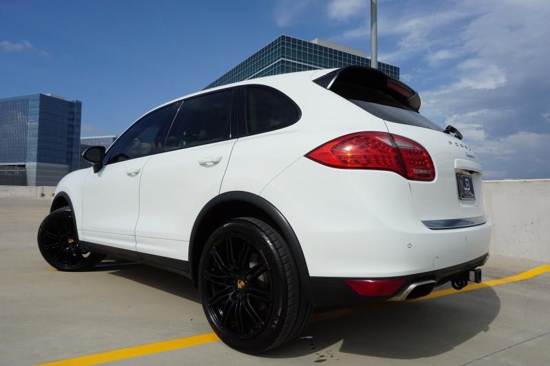 Porsche Cayenne 2014 price $26,998