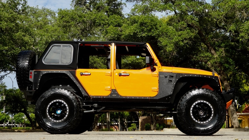 Jeep Wrangler Unlimited 2013 price $32,444
