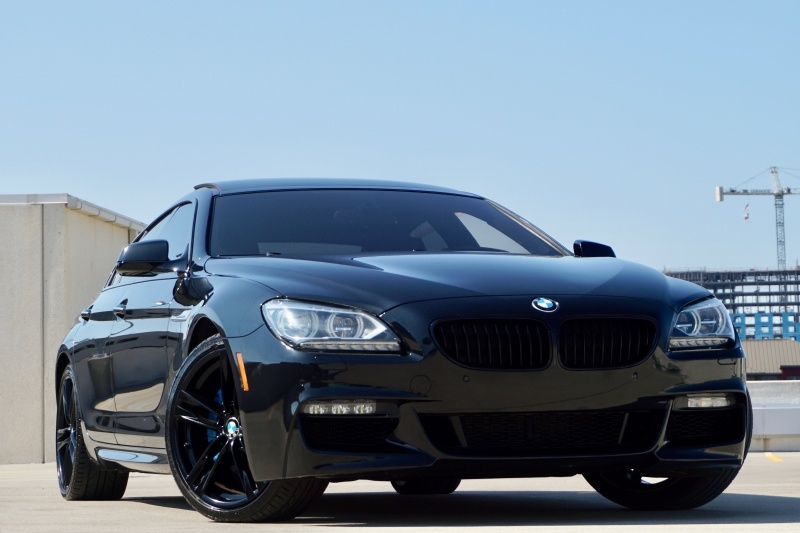 BMW 6 Series 640i Gran Coupe 2015 price $29,998