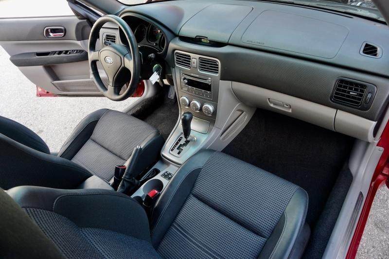 Subaru Forester 2005 price $12,998