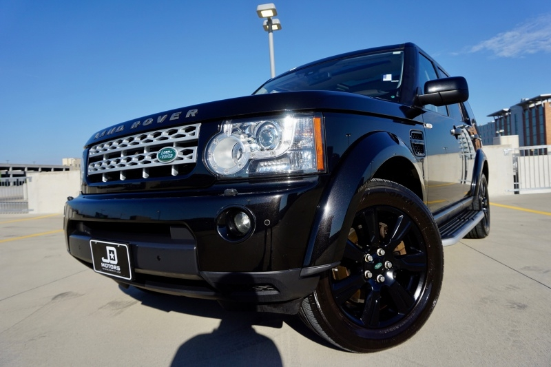 Land Rover LR4 HSE LUX 2013 price $23,870