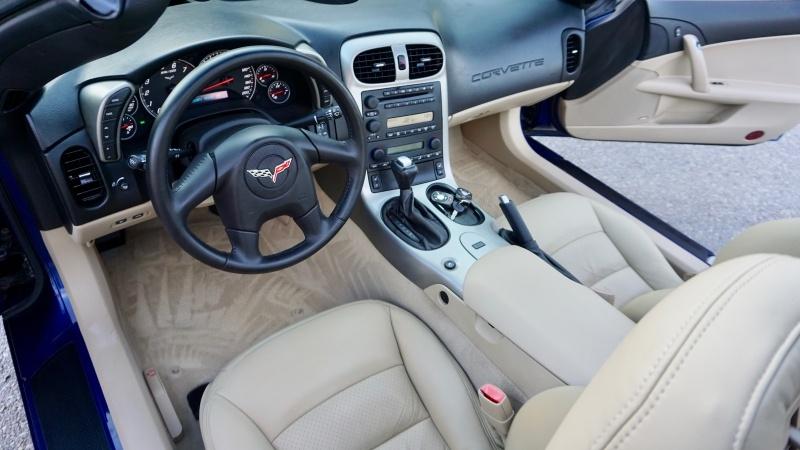 Chevrolet Corvette 2005 price $21,998