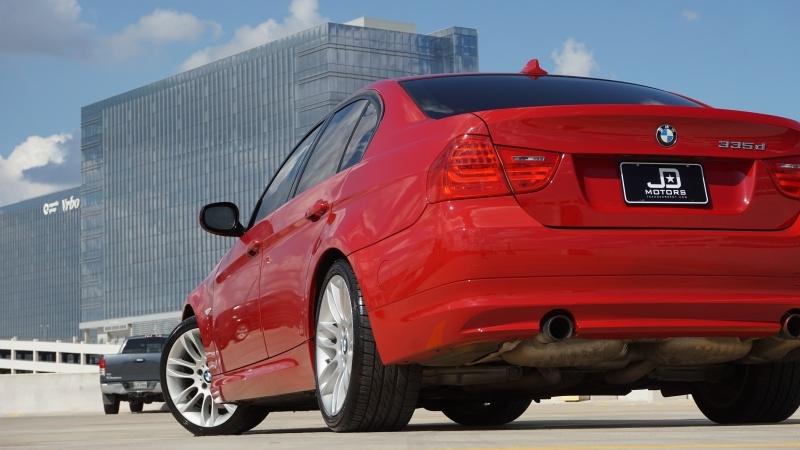 BMW 3 Series 335d Sport 2011 price $14,998