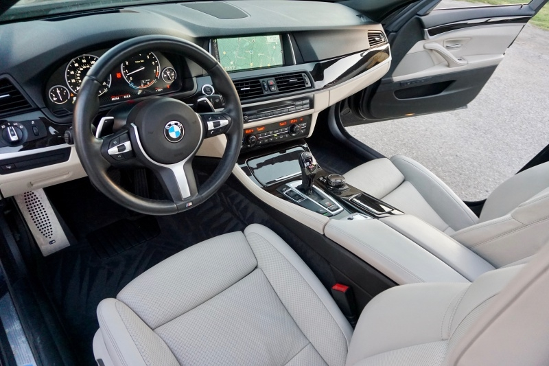 BMW 5 Series 535i M Sport 2014 price $23,870