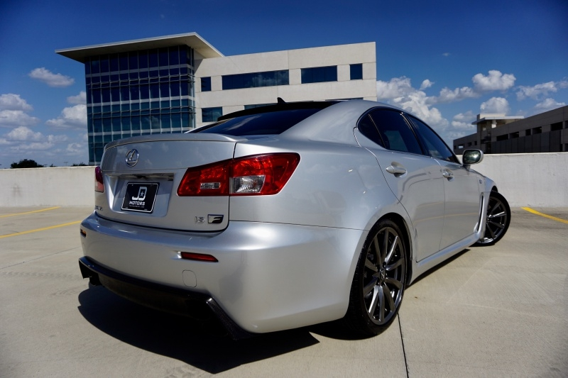 Lexus IS F 2008 price $29,998