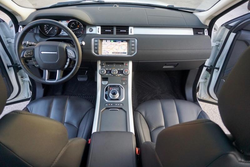 Land Rover Evoque 2013 price $24,750