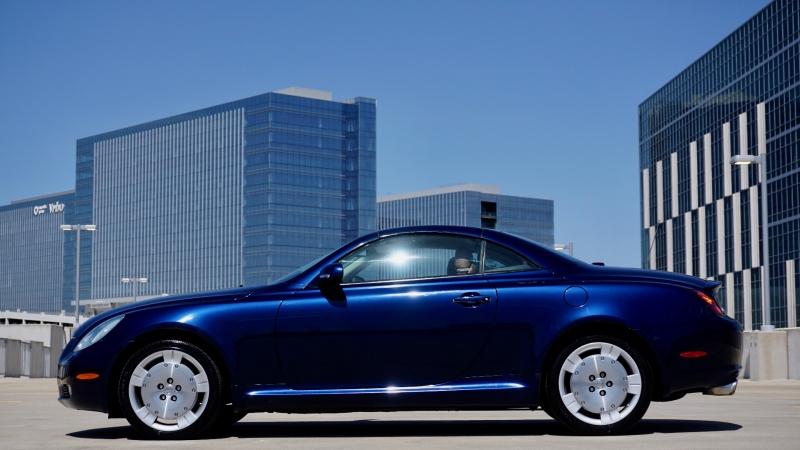 Lexus SC 430 2002 price $14,998