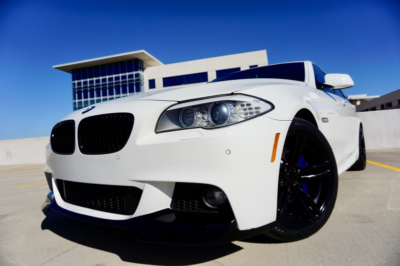 2012 bmw 5 series 535i m sport turbocharged jd motors llc dealership in austin jd motors