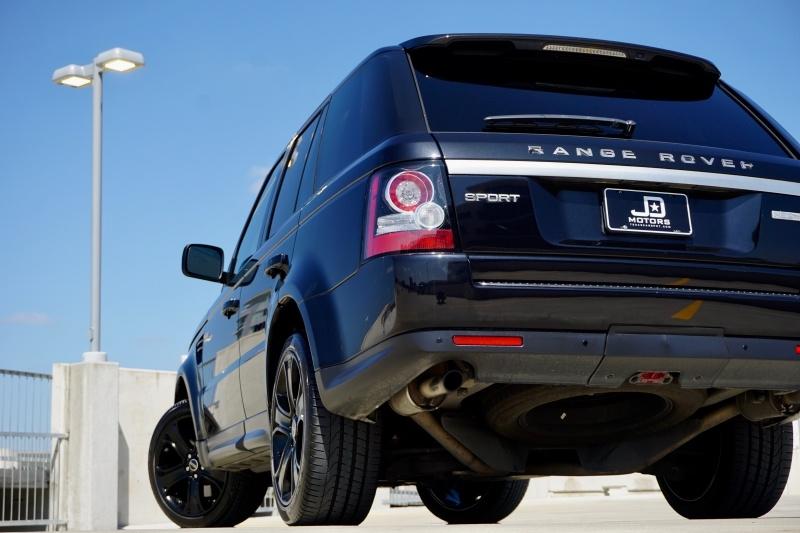 Land Rover Range Rover Sport 2012 price $17,450