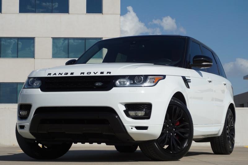 2015 Land Rover Range Rover Sport Sc Dynamic Supercharged Jd Motors Llc Dealership In Austin