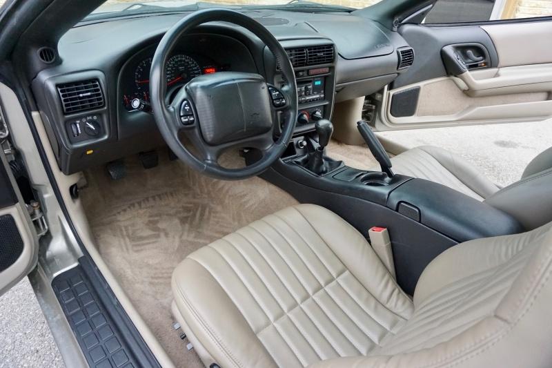 Chevrolet Camaro Z28 SS Coupe 2000 price $14,998