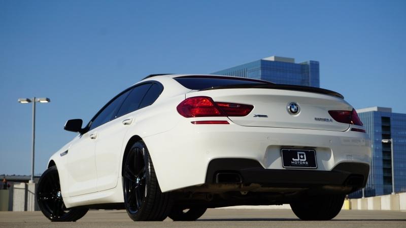 BMW 6 Series 650i M Sport Sedan 2014 price $32,840
