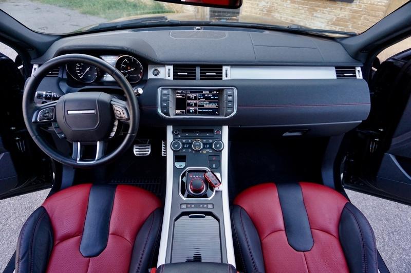Land Rover Range Rover Evoque 2013 price $26,798